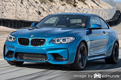 Insurance for BMW M2
