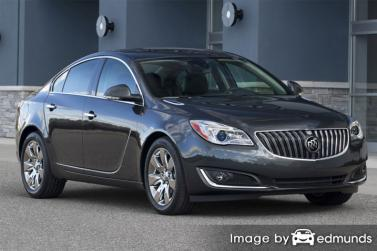 Insurance quote for Buick Regal in Houston