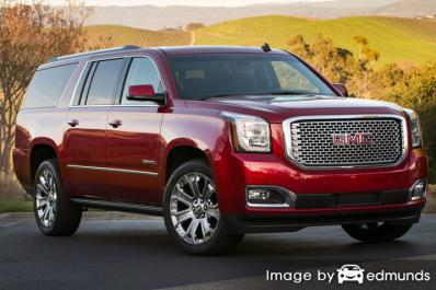 Insurance quote for GMC Yukon in Houston