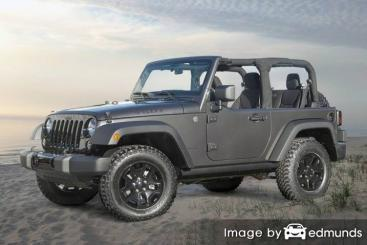 jeep insurance prices  Houston Texas Jeep Wrangler Insurance Quotes