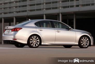 Discount Lexus GS 450h insurance