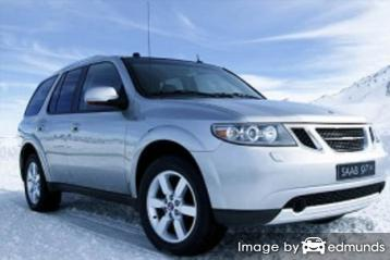 Insurance quote for Saab 9-7X in Houston