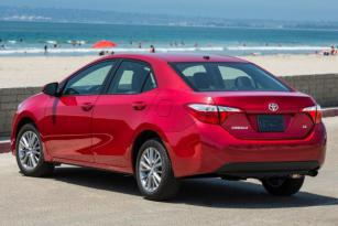 Insurance quote for Toyota Corolla in Houston