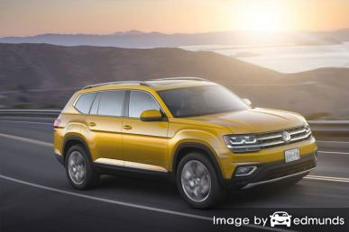 Insurance quote for Volkswagen Atlas in Houston
